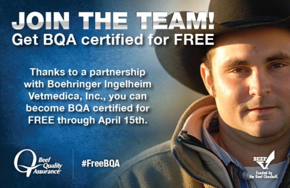 Oklahoma Farm Report - Boehringer Ingelheim Offers BQA Certification ...