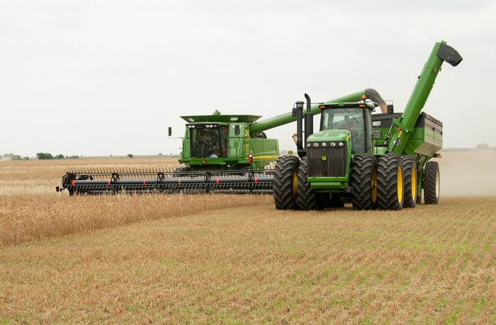 Oklahoma Farm Report - Oklahoma Wheat Harvest 7% Done- Texas 20 ...