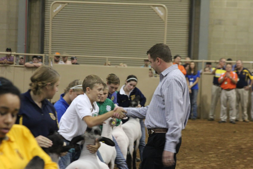 Tulsa State Fair Junior Livestock Show Premium Sale- Here's the Sale
