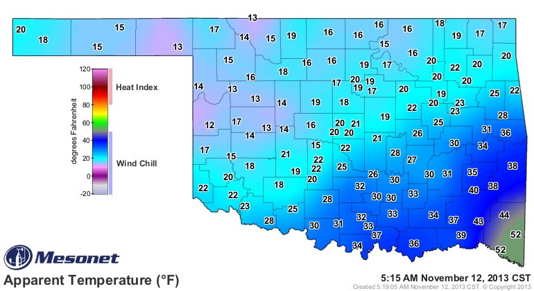Oklahoma Farm Report  Hard Freeze Arrives With Repeat