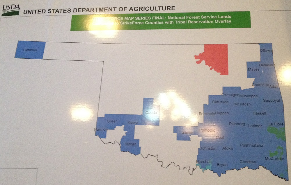 Oklahoma Farm Report Usda Launches Strikeforce