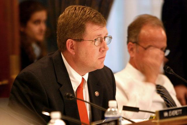 Oklahoma Farm Report Congressman Frank Lucas Loses Seat At The